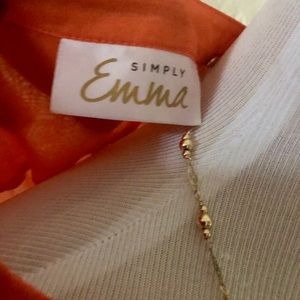 Simply Emma Tops - 🌺Blouse🌺
